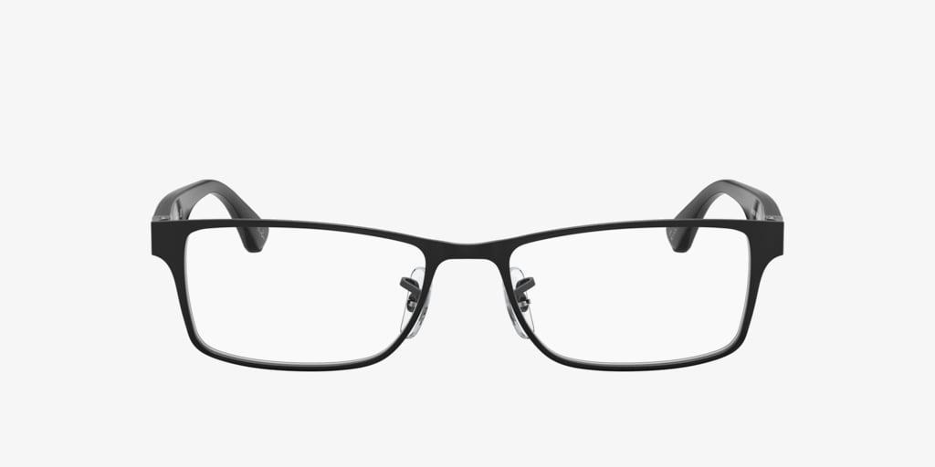 Ray-Ban RX6238 Black Eyeglasses
