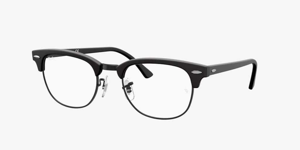 Ray-Ban RX5154 Matte Black Eyeglasses