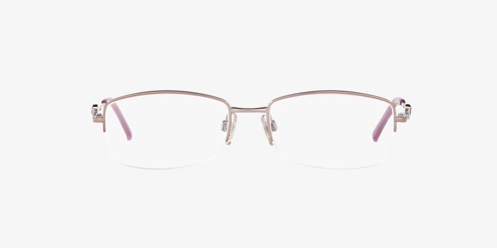 Sferoflex SF2553 Light Pink Eyeglasses