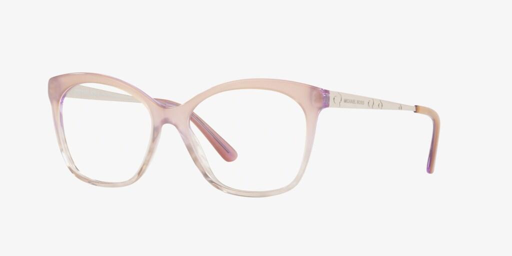 Michael Kors MK4057 ANGUILLA Pink Eyeglasses