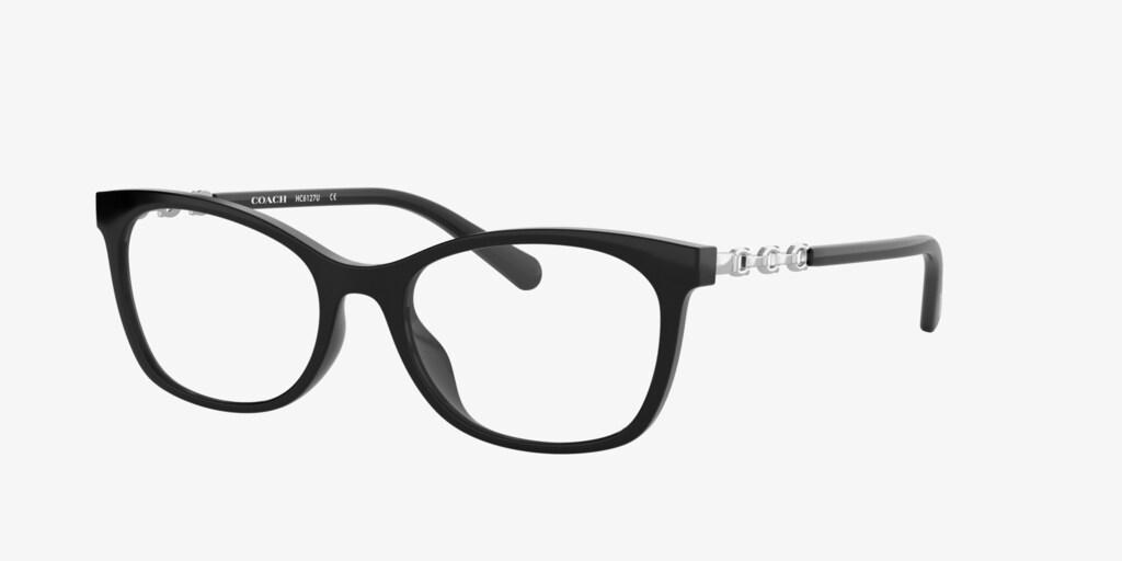 Coach HC6127U Black Eyeglasses