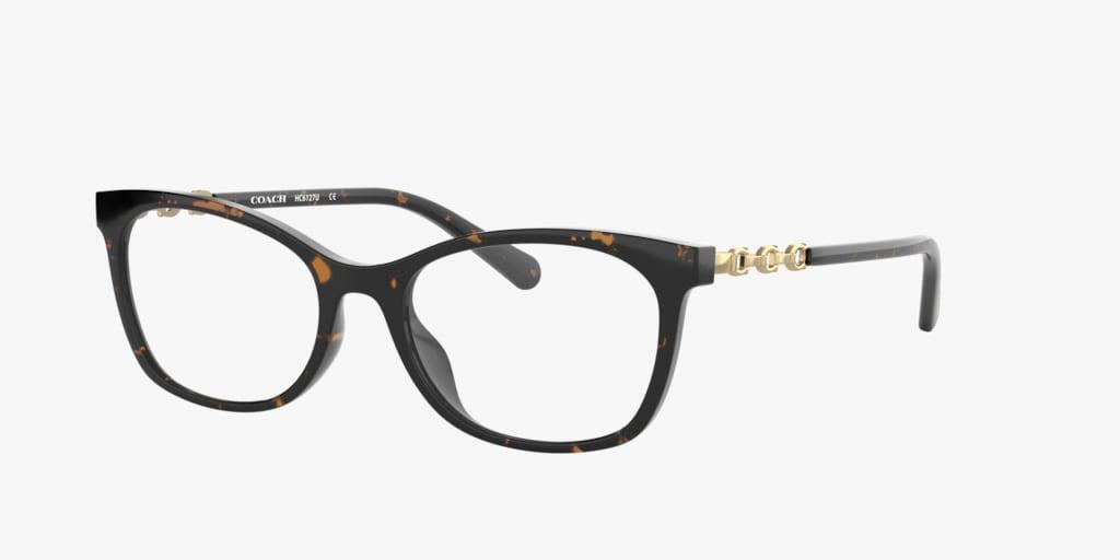 Coach HC6127U Dark Tortoise Eyeglasses