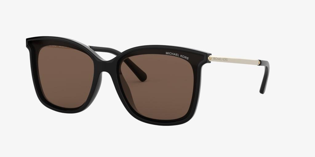 Michael Kors MK2079U 61 ZERMATT Black Sunglasses