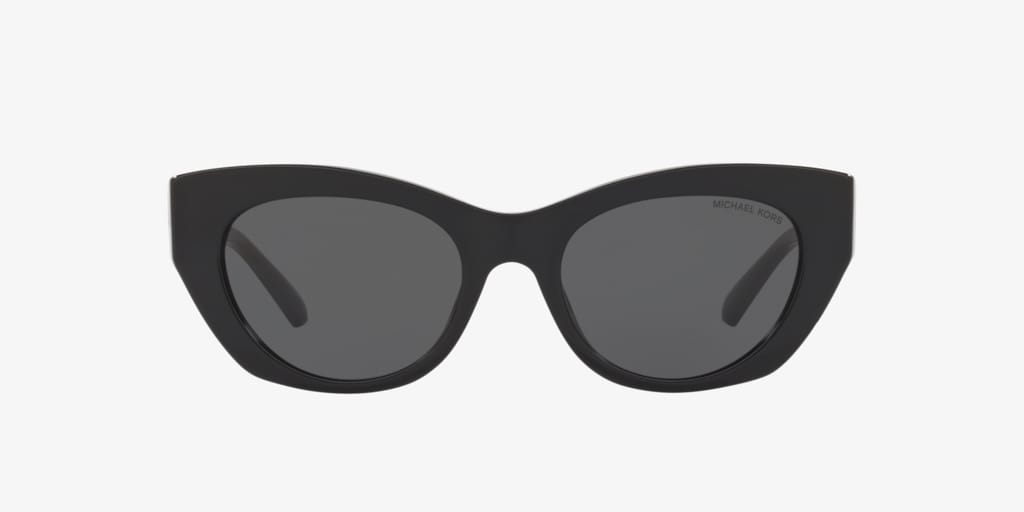 Michael Kors MK2091 51 PALOMA II Black Sunglasses