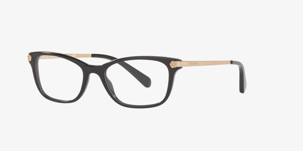 Coach HC6142 Black Eyeglasses