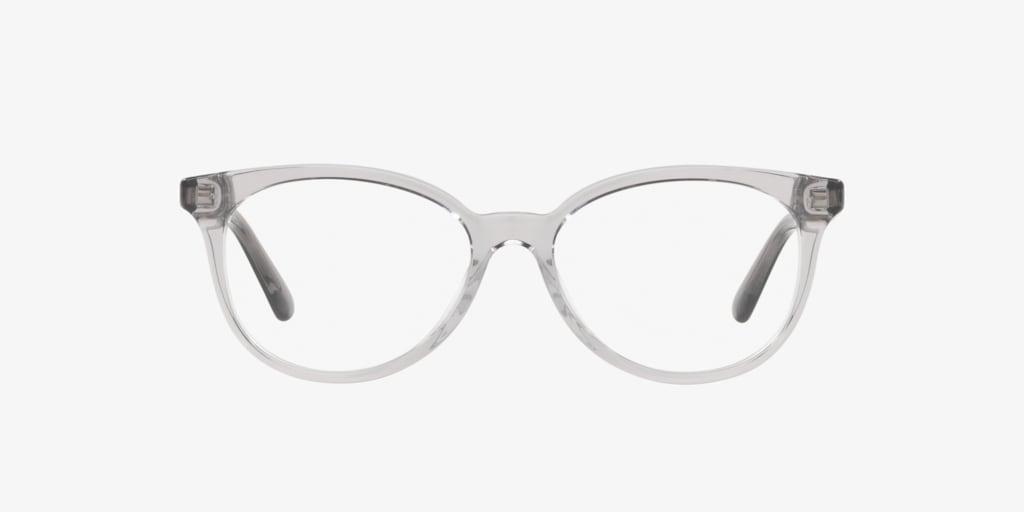 Coach HC6138U Transparent Grey Eyeglasses
