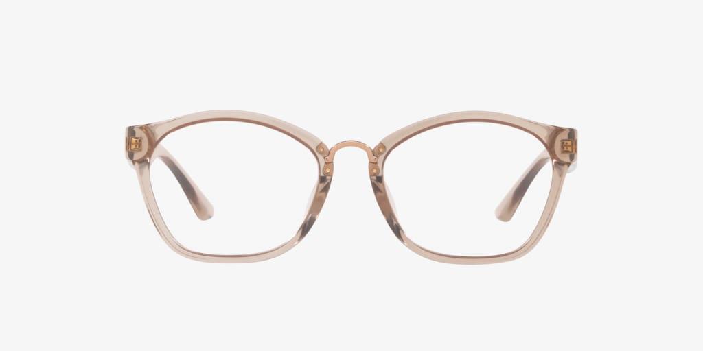 Tory Burch TY4006U Transparent Beige Eyeglasses
