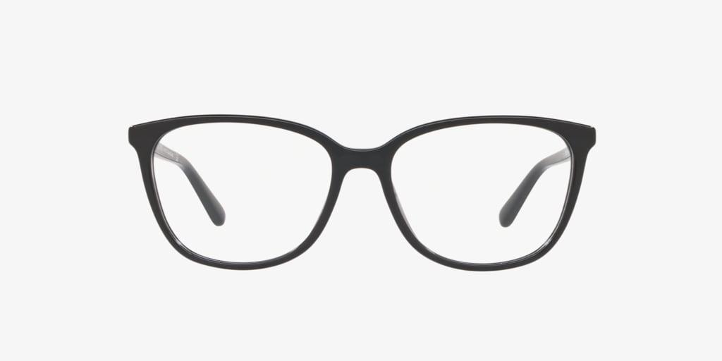 Michael Kors MK4067U SANTA CLARA Black Eyeglasses