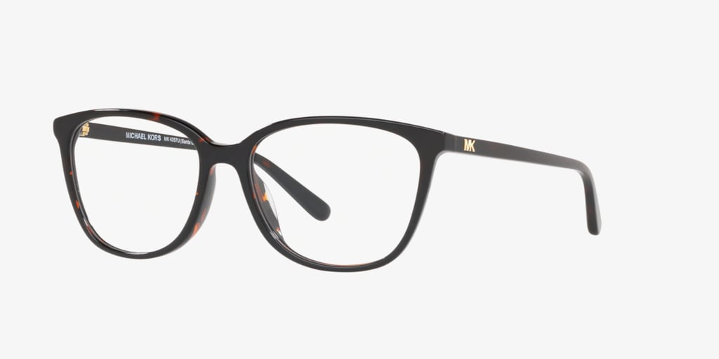 Michael Kors MK4067U SANTA CLARA Dark Tortoise Eyeglasses