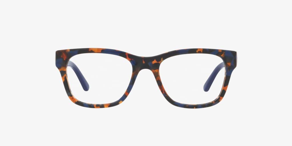 Tory Burch TY2098 Blue/Amber Tortoise Eyeglasses
