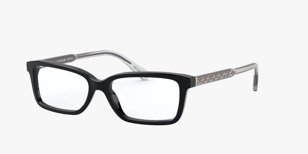 Coach HC6145 Black Eyeglasses
