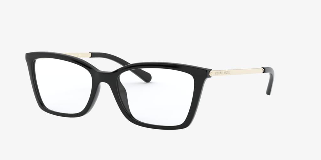Michael Kors MK4069U HONG KONG Black Eyeglasses
