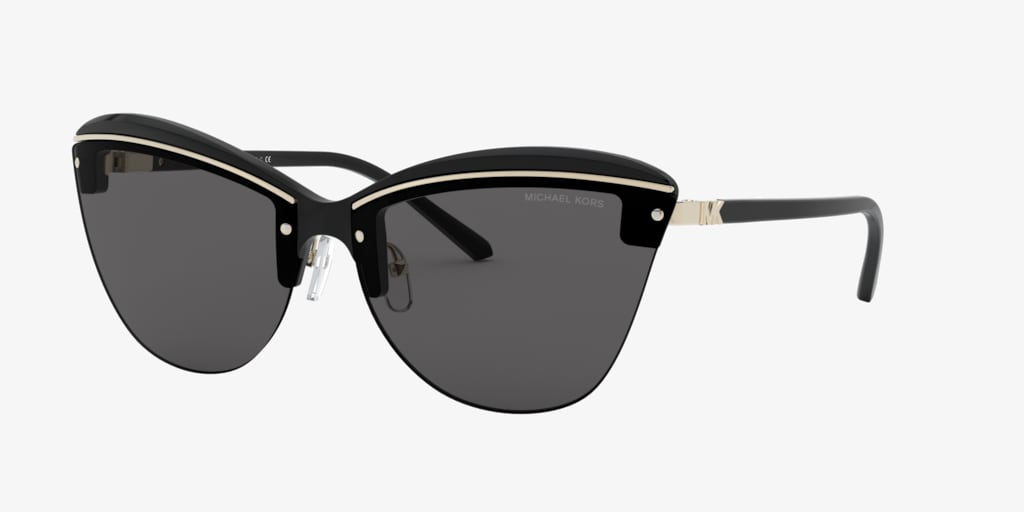 Michael Kors MK2113 66 CONDADO Black Sunglasses