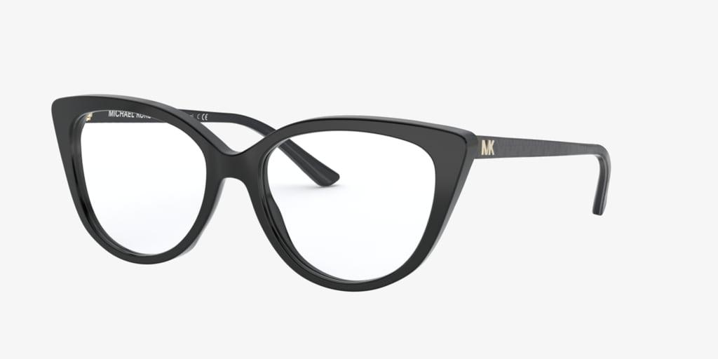 Michael Kors MK4070 LUXEMBURG Black Eyeglasses