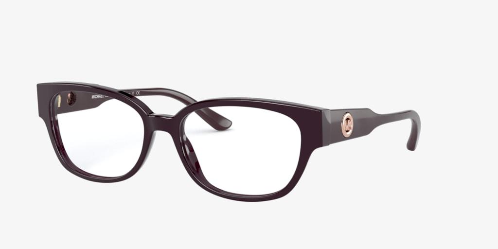 Michael Kors MK4072 PADUA Red/Burgundy Eyeglasses