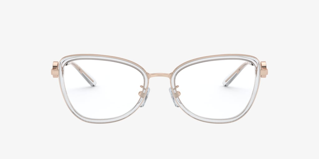 Michael Kors MK3042B FLORENCE Rose Gold Eyeglasses