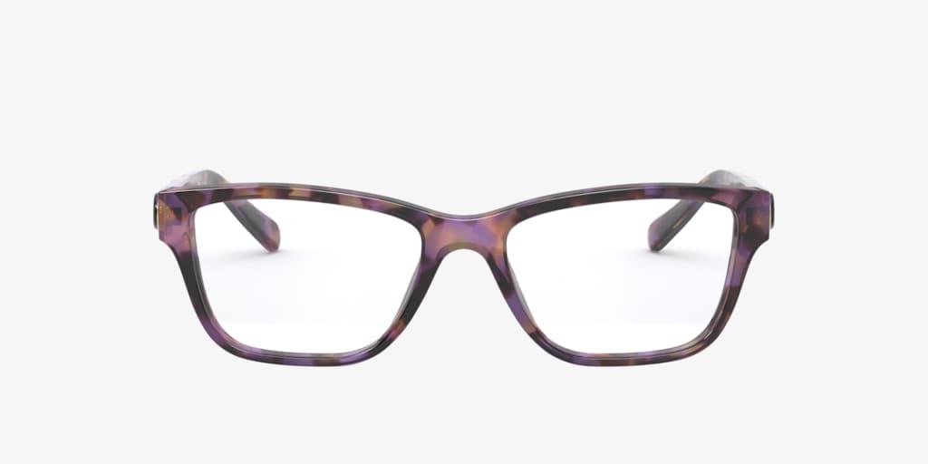 Coach HC6154F Purple Tortoise Eyeglasses