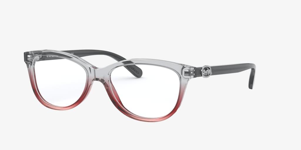 Coach HC6155 Grey Bordeaux Gradient Eyeglasses