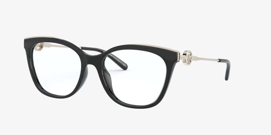 Michael Kors MK4076U ROME Black Eyeglasses