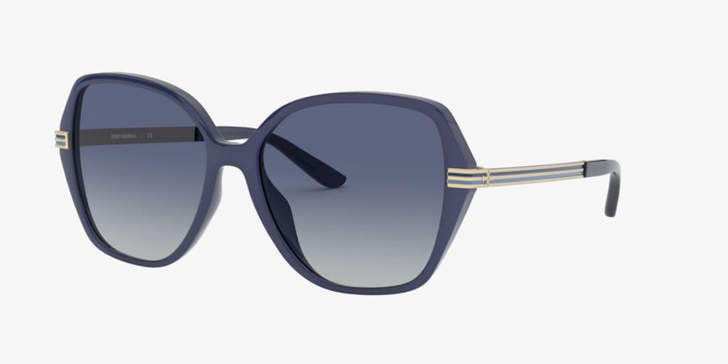 Tory Burch TY9059U Dark Blue Sunglasses