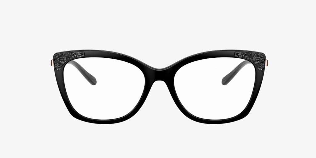Michael Kors BELMONTE Black Eyeglasses