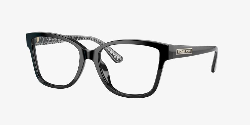 Michael Kors MK4082 ORLANDO Black Eyeglasses