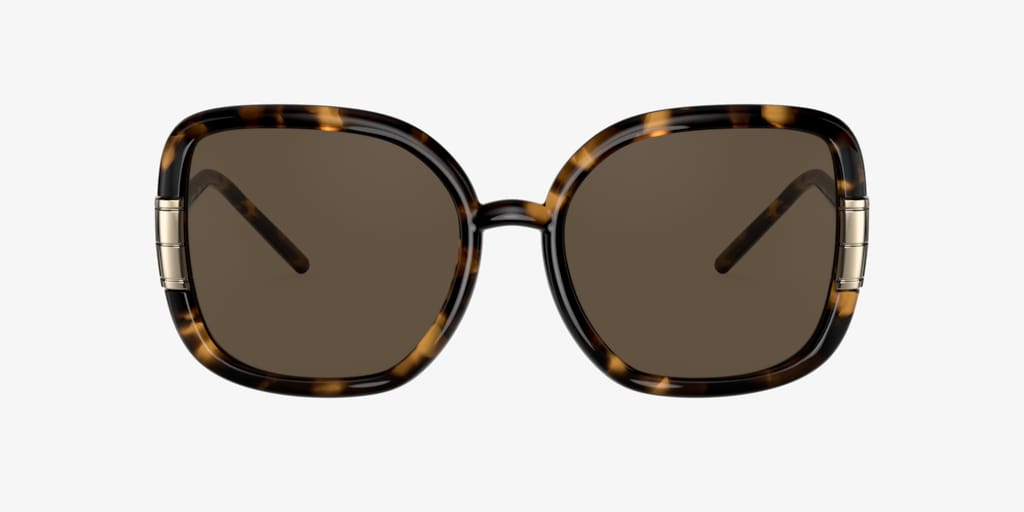 Tory Burch TY9063U 56 Dark Tortoise Sunglasses