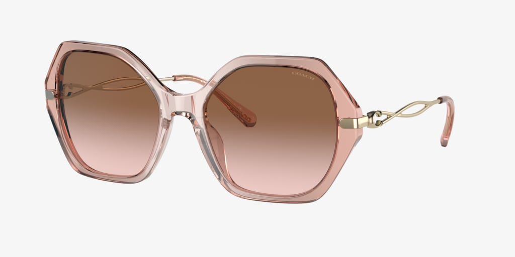 Coach HC8315 57 C3445  Sunglasses