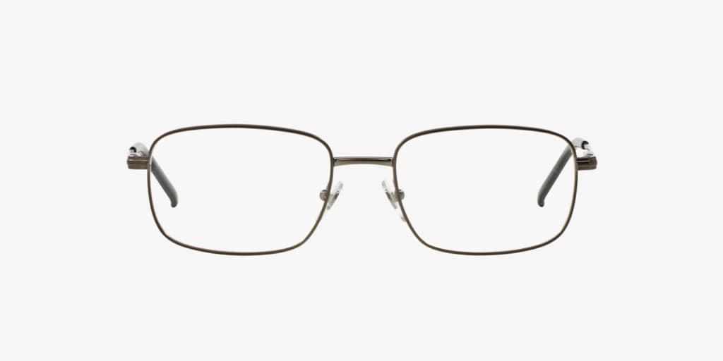 Sferoflex SF2197 Matte Gunmetal Eyeglasses