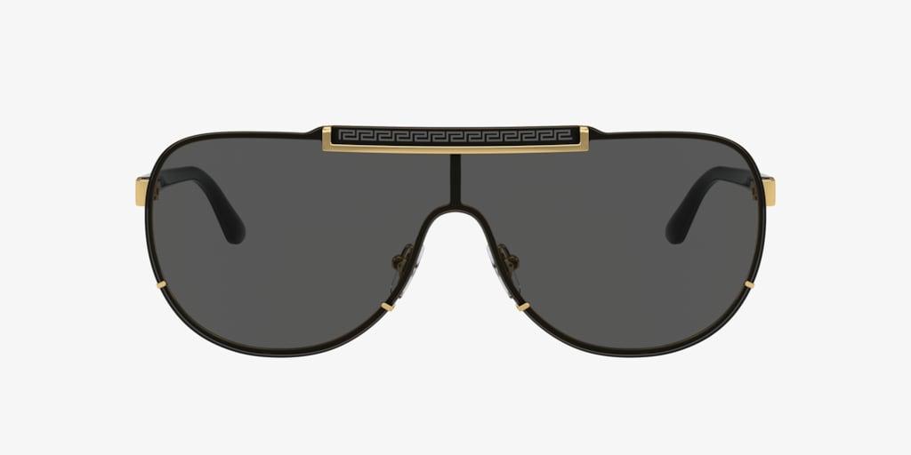 Versace VE2140 40 Gold Sunglasses