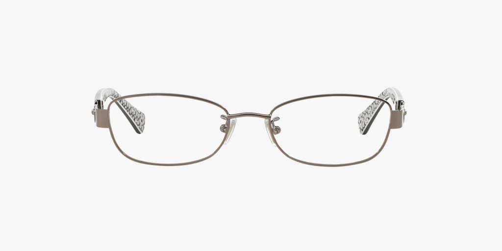 Coach HC5054 Dark Silver Eyeglasses