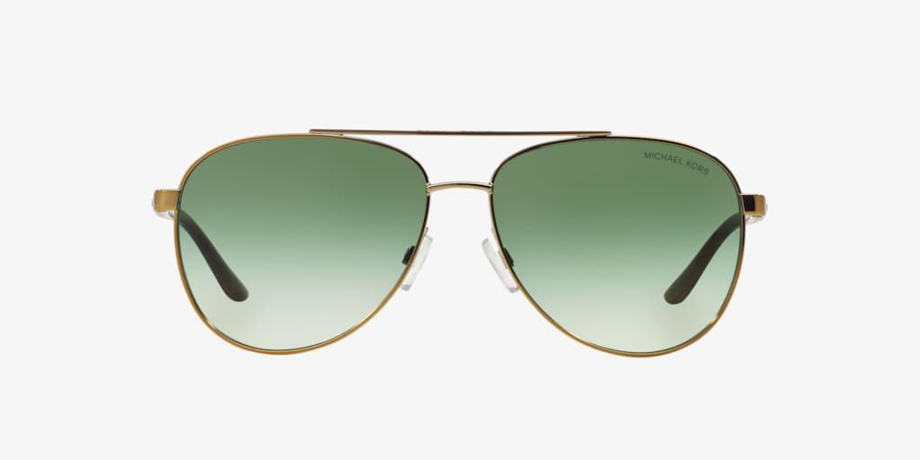 Michael Kors MK5007 59 HVAR Gold Sunglasses