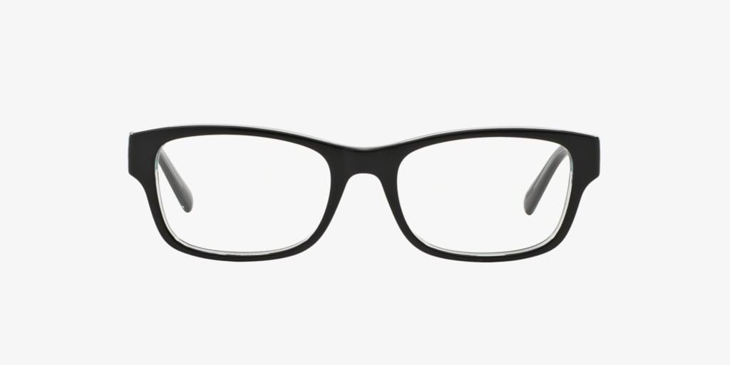 Michael Kors MK8001 RAVENNA Black/Blue Eyeglasses