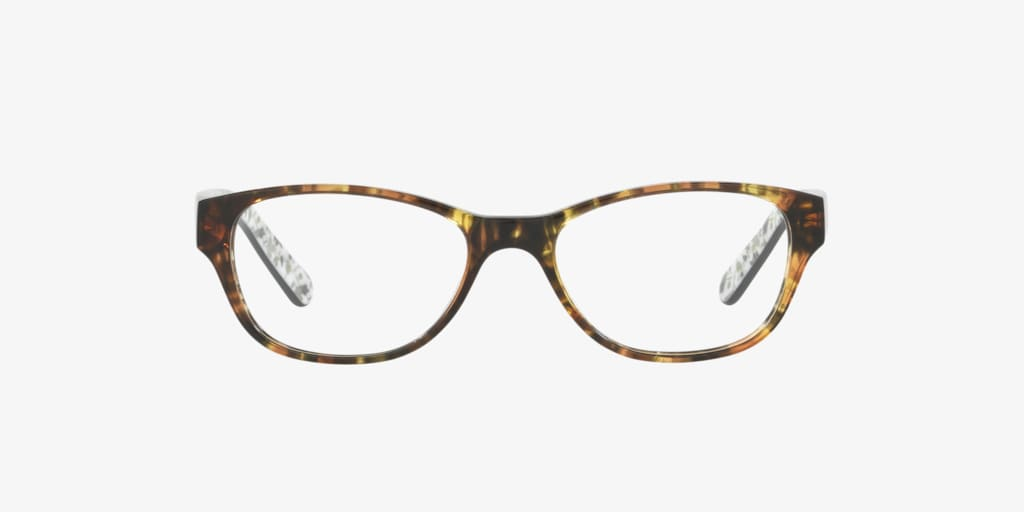 Tory Burch TY2031 Yellow Tortoise Eyeglasses