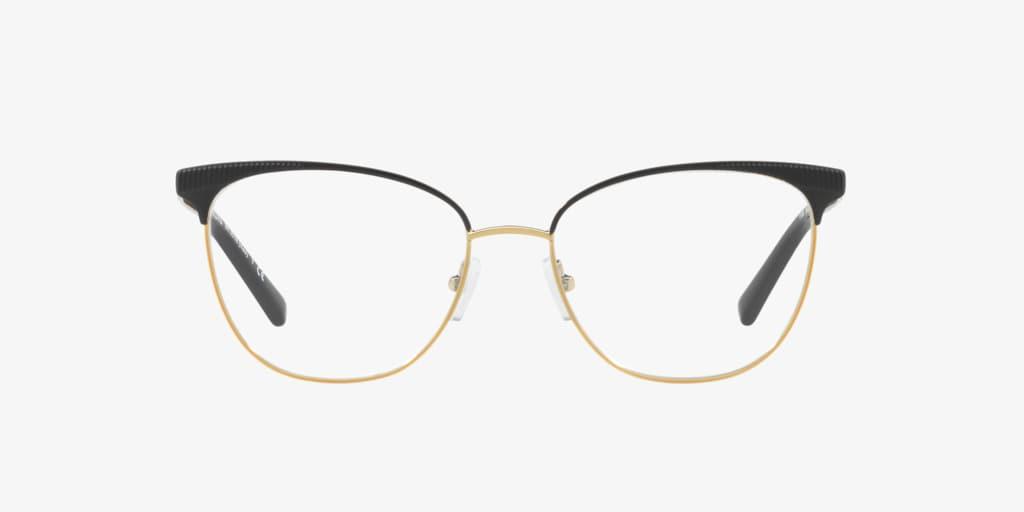 Michael Kors MK3018 NAO Matte Black/Light Gold Eyeglasses
