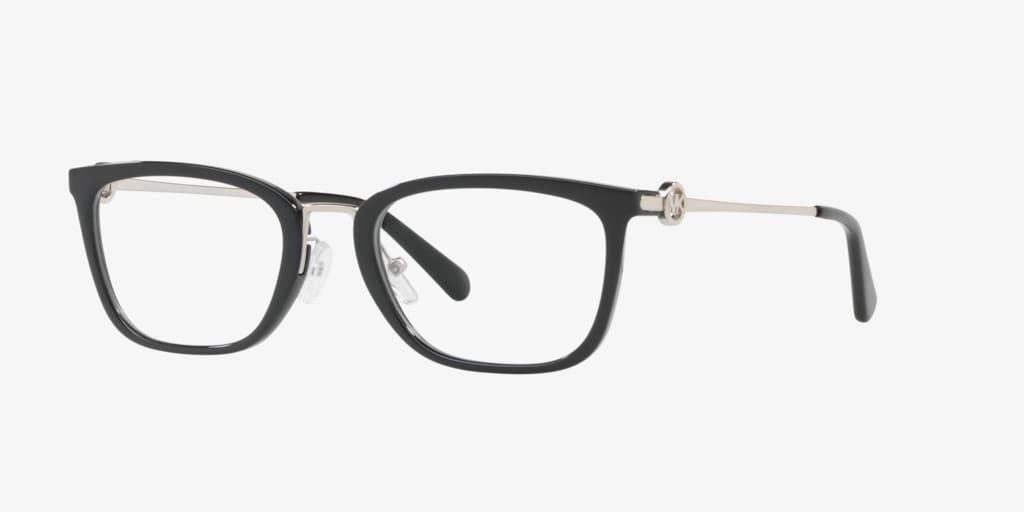 Michael Kors MK4054 CAPTIVA Black Eyeglasses