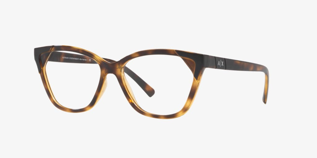 Armani Exchange AX3059 Tortoise Eyeglasses