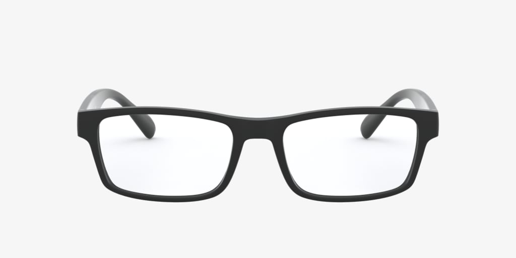 Armani Exchange AX3070 Matte Black Eyeglasses