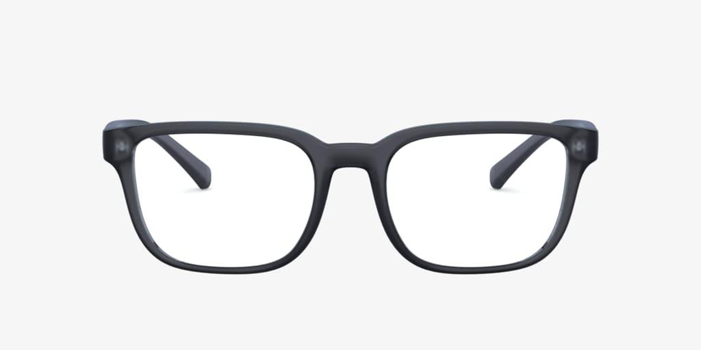 Armani Exchange AX3071 Matte Blue Eyeglasses
