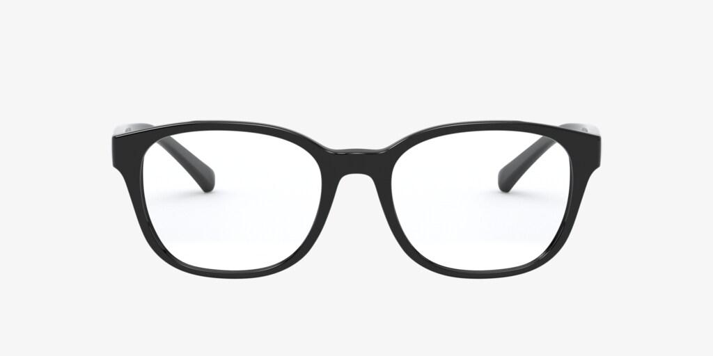 Armani Exchange AX3072 Shiny Black Eyeglasses