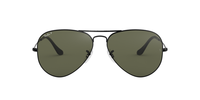 RB3025 62 AVIATOR LARGE METAL $263.00