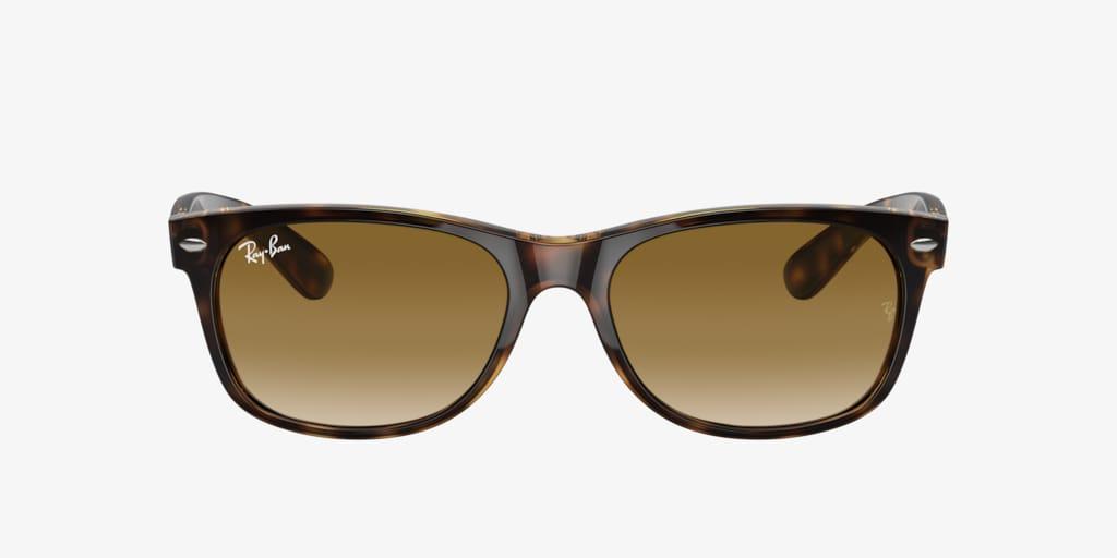 Ray-Ban RB2132 52 NEW WAYFARER Tortoise Sunglasses