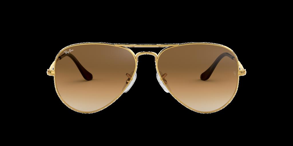 Image for RB3025 55 AVIATOR LARGE METAL from LensCrafters | Eyeglasses, Prescription Glasses Online & Eyewear