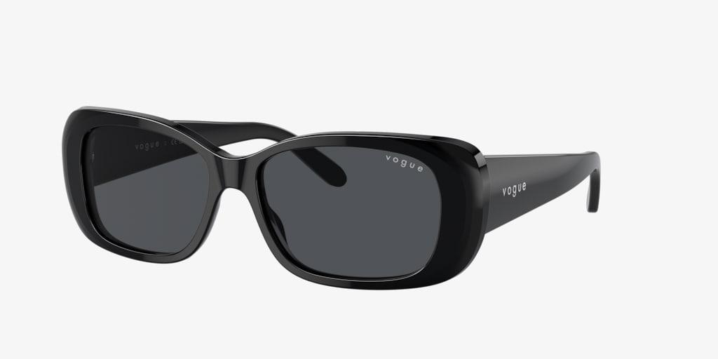 Vogue VO2606S 52 Black Sunglasses