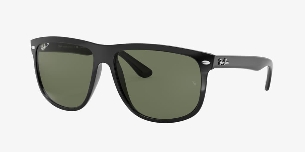 Ray-Ban RB4147 60 BOYFRIEND Black Sunglasses