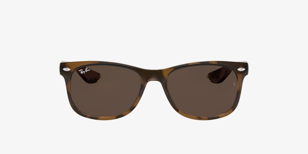 Ray-Ban Jr RJ9052S 47 JUNIOR NEW WAYFARER Tortoise Sunglasses