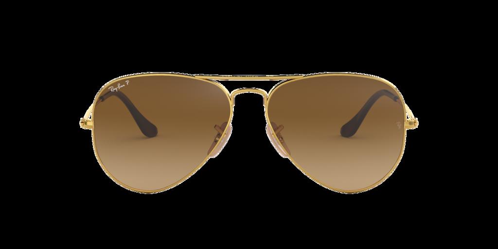 Image for RB3025 58 AVI LG MTL from LensCrafters | Eyeglasses, Prescription Glasses Online & Eyewear