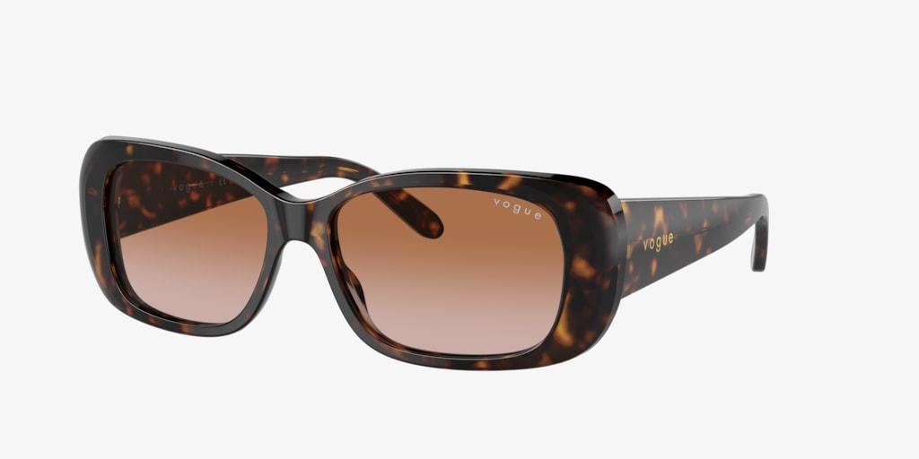 Vogue VO2606S 52 Dark Havana Sunglasses
