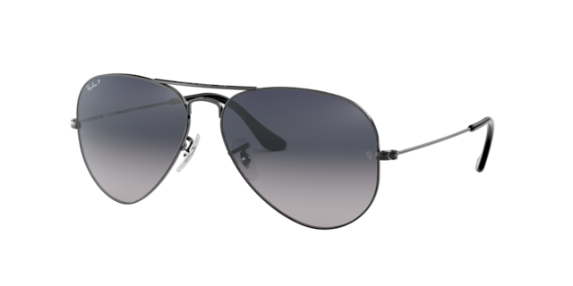 RB3025 55 AVIATOR LARGE METAL $263.00