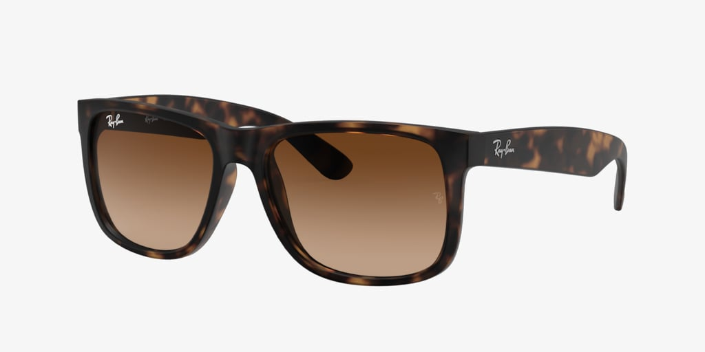 Ray-Ban RB4165 55 JUSTIN Tortoise Sunglasses